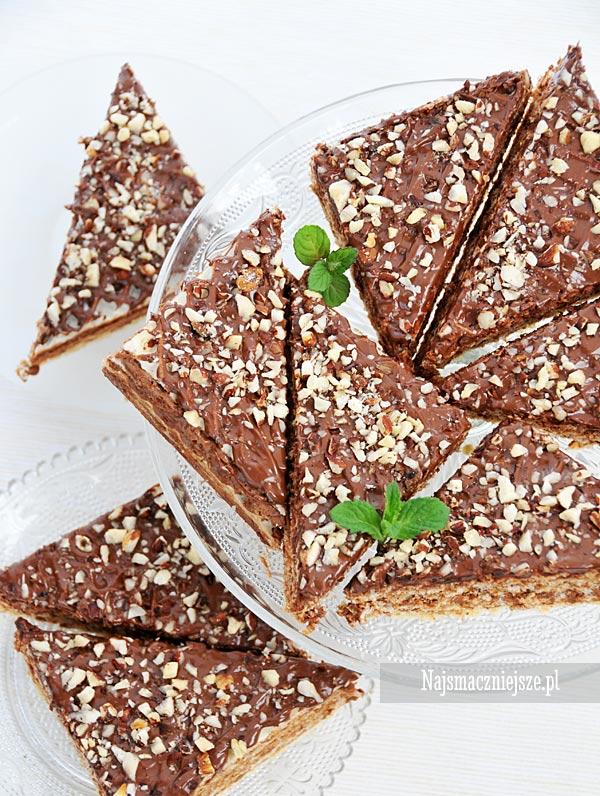 Andruty czekoladowe