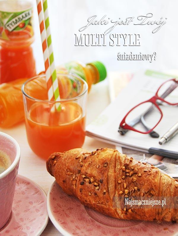 Multi style śniadaniowy