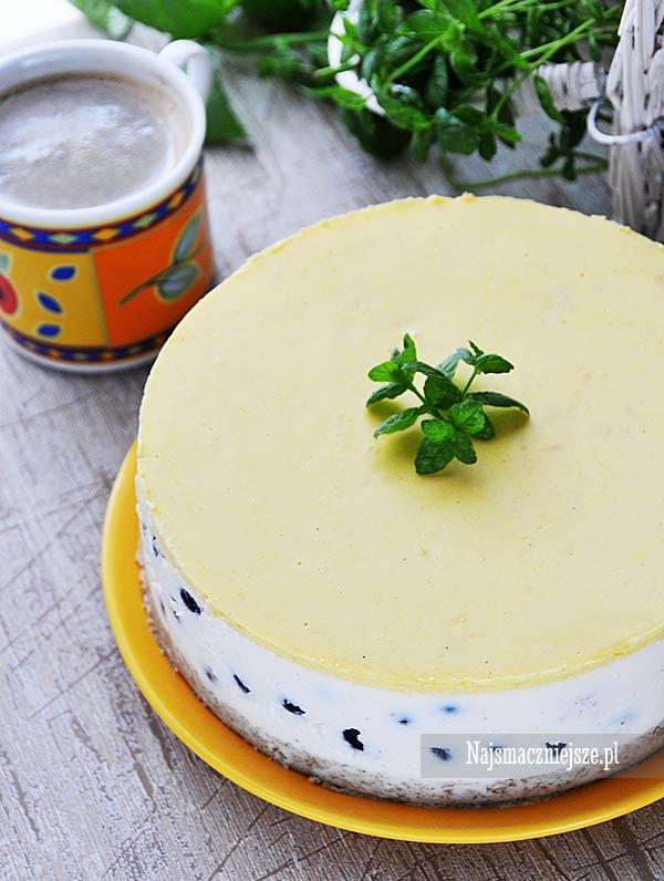 Jogurtowiec z mango