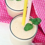 Smoothie grapefruitowe z ananasem