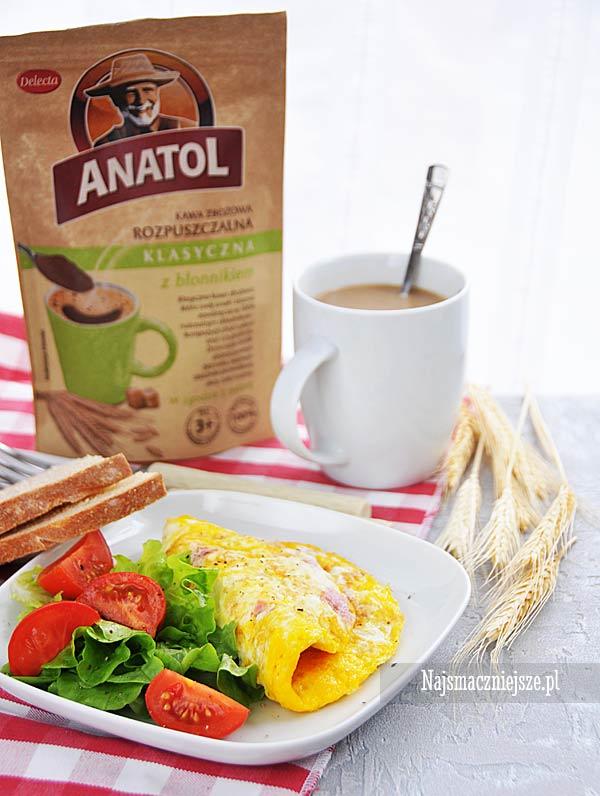 Klasyczne śniadanie oraz konkurs