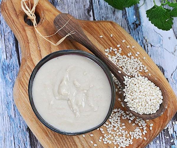 Pasta z sezamu, czyli Tahini