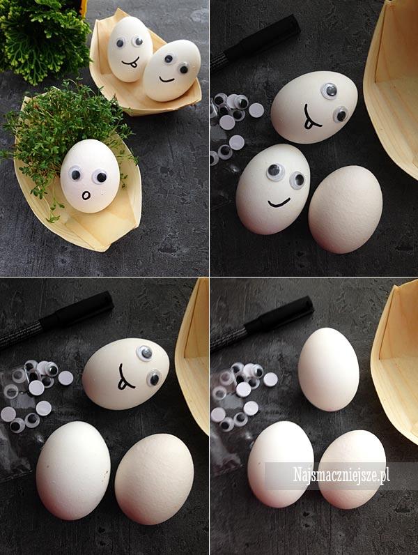 Jajka buźki