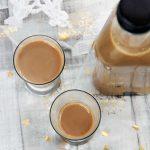 Kremowy likier z kawą