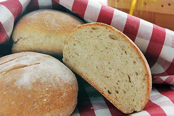 Chlebek pszenny do święconki