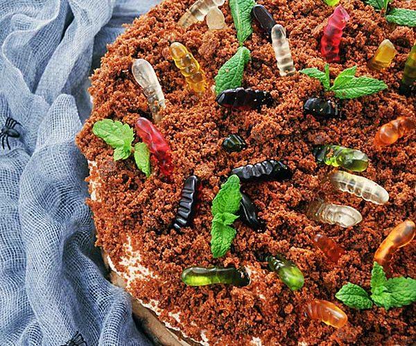 Dirt Cake – Ciasto z robakami